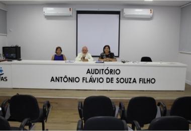 Auditório Antônio Flávio de Souza Filho é inaugurado no IAFAS