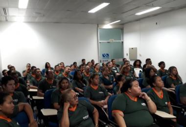 EMBRASG dá as boas-vindas à nova equipe de Belém do Pará