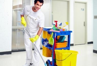 Tendências na limpeza profissional